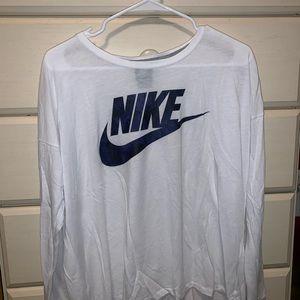 Oversized Nike Longsleeve
